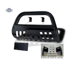 2001-2007 Mercury Mariner Hunter Classic Bumper Guard Push Bull Bar in Black
