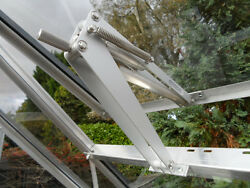 Bayliss Mk.7 HYDRAULICHECK ORCHID WAX Autovent Automatic Greenhouse Roof Opener