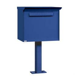 Salsbury Industries Locking Post Mounted Mailbox