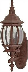 Nuvo 60 886 Small Outdoor Wall Lantern in Old Bronze Finish $71.99