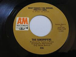 The Sandpipers - What Makes You Dream Pretty Girl  Guantanamera 7
