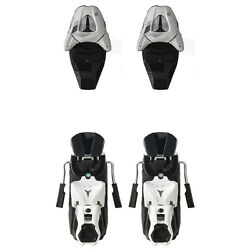 Atomic XTE 10 Wht Sil Replacement Bindings Upper Toe Heel Assy#x27;s NEW 80mm $69.99