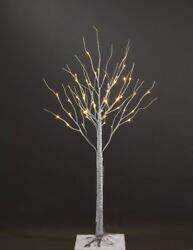Patch Magic Artificial Birch Christmas Tree with 36 LED