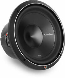 NEW ROCKFORD FOSGATE P3D412 12quot; 1200 Watt Dual 4 Ohm DVC Car Audio Subwoofer Sub $219.99
