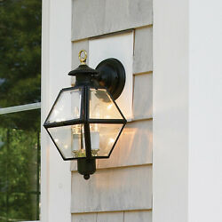 Norwell Lighting Olde Colony 2 Light Outdoor Wall Lantern
