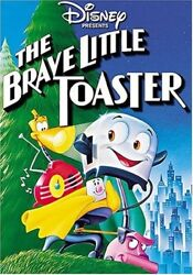 The Brave Little Toaster New DVD $8.42