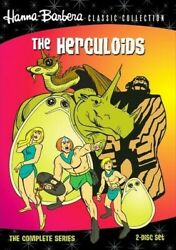 The Herculoids: The Complete Series New DVD $20.70