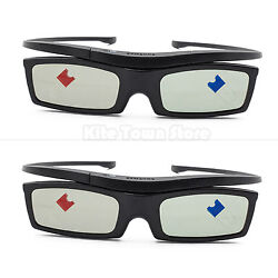 2 X Glasses For Samsung SSG 5100GB Active 3D Substitute for RF3D ELPGS03 $28.99