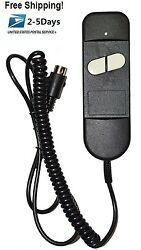 Hand Controller for Okin Limoss Power Recliner or Lift Chair 2 Button5 pin 180°
