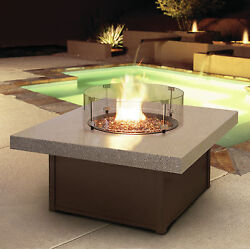 Homecrest Outdoor Living Aurora Fire Pit Table