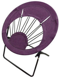 Bungee Chair Furniture Lounge Seating Patio Camping Dorm Folding Bungee Chair