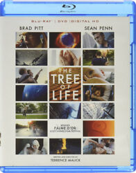 The Tree Of Life [New Blu-ray] Pan & Scan