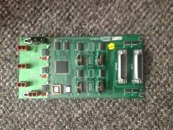 Adaptive Micro Systems AMS LED Sign Turbo Adapter Board 3500 series $40.00