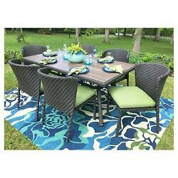 7pc Patio Dining Set AE Outdoor