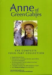 Anne of Green Gables: The Complete Four-Part Collection [New DVD] Boxe