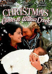 Christmas Comes to Willow Creek New DVD $8.31