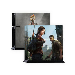 Skin Sticker Cover For PS4 Tuning Mapping Elaborated POP SKIN Last of Us #02