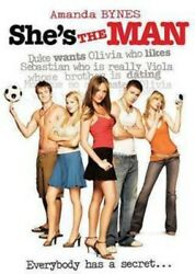 She's the Man [New DVD]