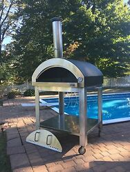 ilFornino Grande G-Series Wood Fired Pizza Oven
