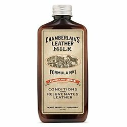 Leather Milk Conditioner Cleaner Natural Care Liniment Furniture Sofa Car Couch