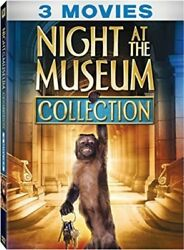 Night at the Museum: 3 Movie Collection New DVD 3 Pack $13.19