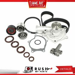 DNJ TBK107WP Timing Belt Kit Water Pump For 93-94 Mitsubishi eclipse 2.0L DOHC