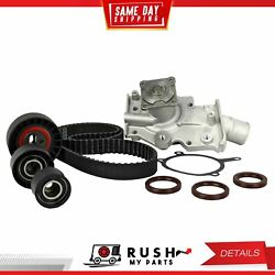 DNJ TBK413WP Timing Belt Kit Water Pump For 95-97 Ford Contour 2.0L L4 DOHC 16v