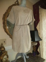 nwt 2790 brunello cucinelli tunic or jacket or mini with leather belt
