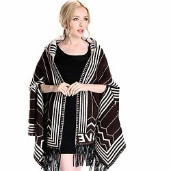 Spring Womens Fashion Cashmere Large Shawls and Wraps Both Sides Can Wear Gifts