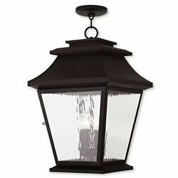 Darby Home Co Campfield 4-Light Outdoor Hanging Lantern