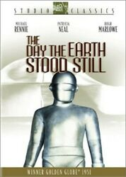 The Day the Earth Stood Still New DVD $8.29