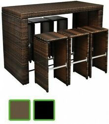 Bistro Table And Chairs Set Patio Outdoor Indoor Bar High Dining Garden Stools