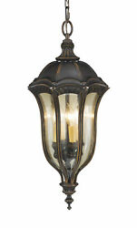 Astoria Grand Gloucester 4-Light Outdoor Hanging Lantern