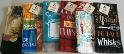 KITCHEN THEMED TOWEL ASSORTMENT 100% COTTON {Your Choice} $4.79