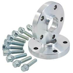 Fiat Punto 93-07 16mm Hubcentric Alloy Wheel Spacers Kit 4x98  58.1mm