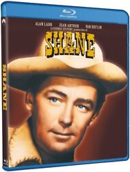 Shane [New Blu-ray] Dolby Digital Theater System Dubbed Subtitled Widescre