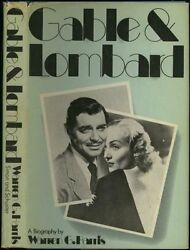 Gable and Lombard by Warren G. Harris