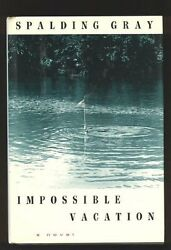 Impossible Vacation by Spalding Gray $4.49