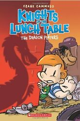 The Dragon Players (The Knights of the Lunch Table #2) by Frank Cammuso  $7.99