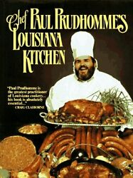 Chef Paul Prudhommes Louisiana Kitchen by Paul Prudhomme $4.29