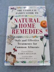 The Complete Family Guide to Natural Home Remedies $4.89