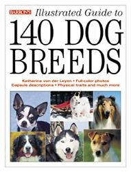 Illustrated Guide to 140 Dog Breeds $4.29