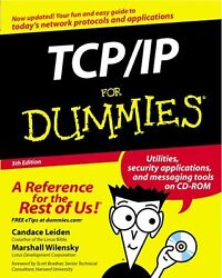 TCP IP For Dummies For Dummies Computers $4.49