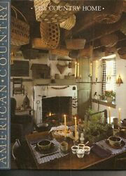 The Country Home American Country by Time Life Books $4.29