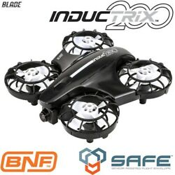 Blade BLH9080 Inductrix 200 FPV BNF Brushless Micro Drone w Lipo battery $149.00
