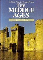 The Middle Ages Cultural Atlas for Young People by Mike Corbishley $4.49