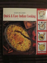 Quick & easy Indian cooking (Step-by-step)