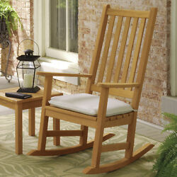 Oxford Garden Franklin 2 Piece Rocker Seating Group with Cushions
