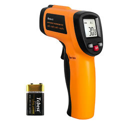 Helect Infrared Thermometer Non-contact Digital Laser Infrared Temperature Gun $34.99