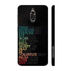 Mantras for life Mobile Cell Phone Hard Back Cover Case For Huawei Mate 9 Pro